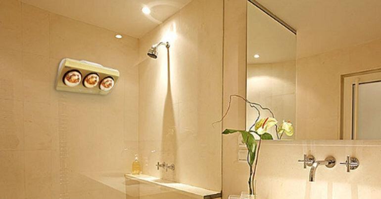 Cơ hội tốt để mua đèn sưởi nhà tắm Hans, Braun, Kottman, Heizen giá giảm cực sốc