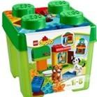 Đồ chơi Lego Duplo 10570 - Hộp quà cún và mèo con