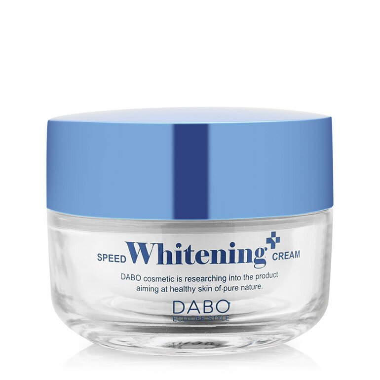 Kem dưỡng trắng da Dabo Speed Whitening-Up Cream 50ml chăm sóc và làm trắng da hiệu quả từ sâu bên trong