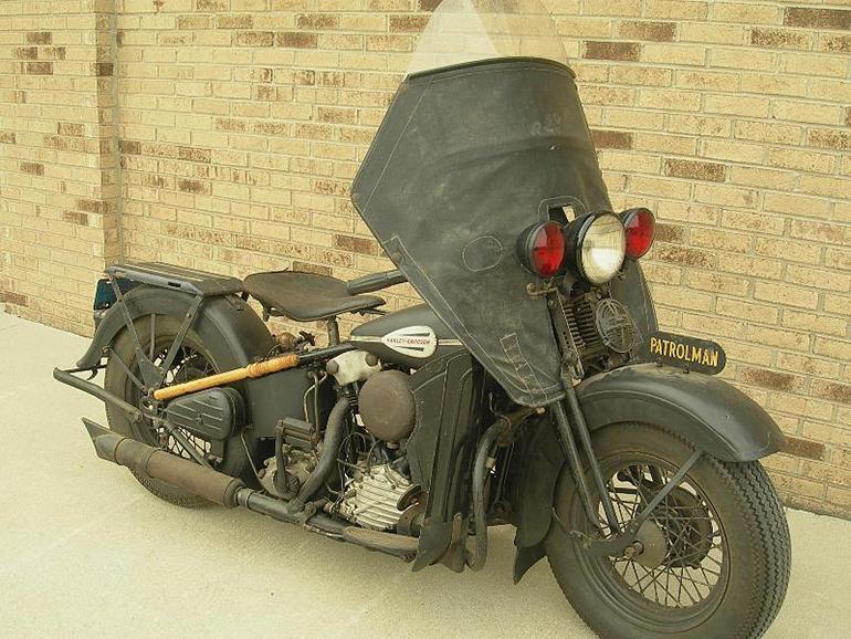 Mẫu xe ấn tượng Harley-Davidson DAH Hillclimber (1932)