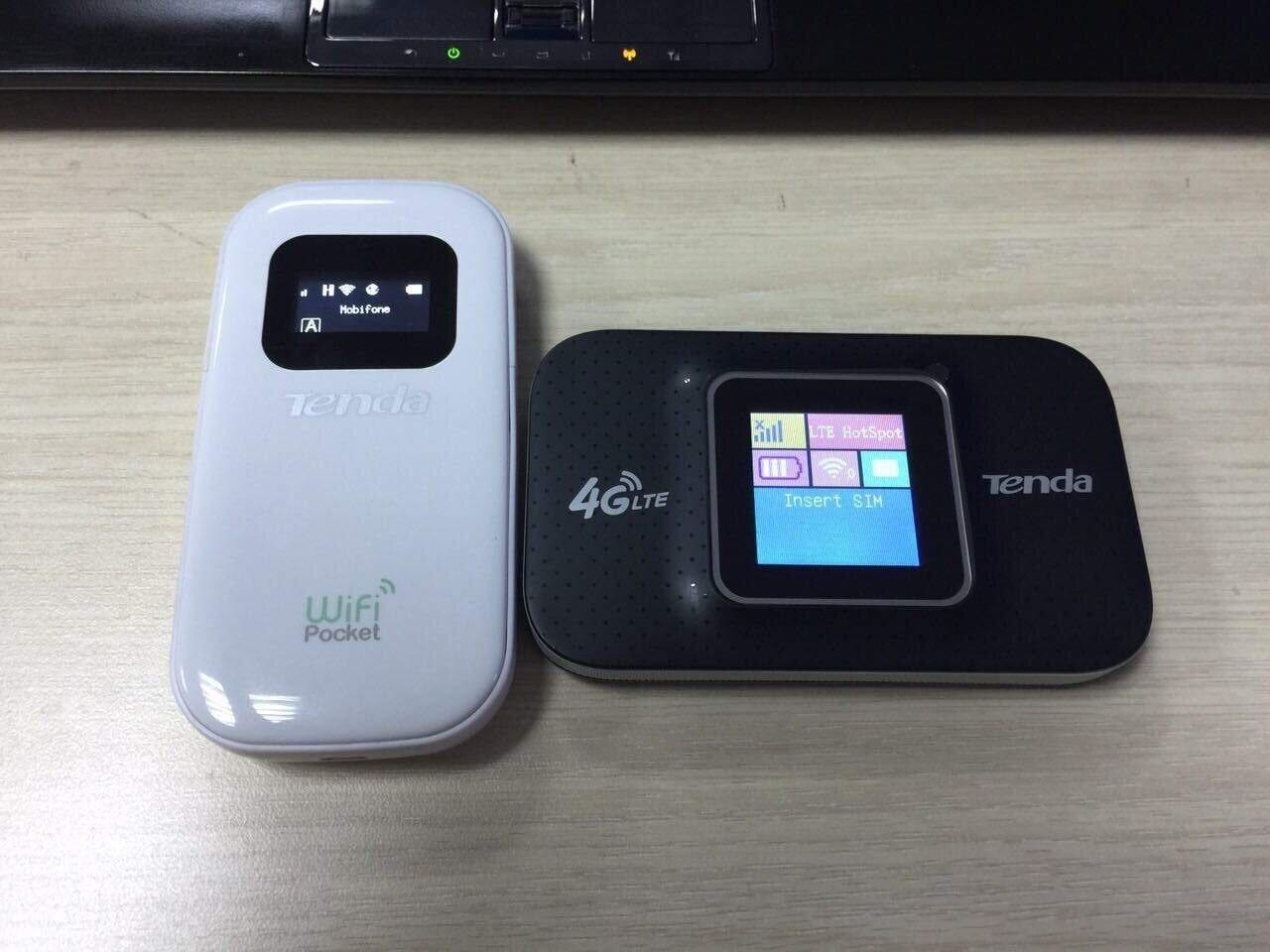Bộ phát wifi 3G/4G Tenda 4G185 sản phẩm uy tín