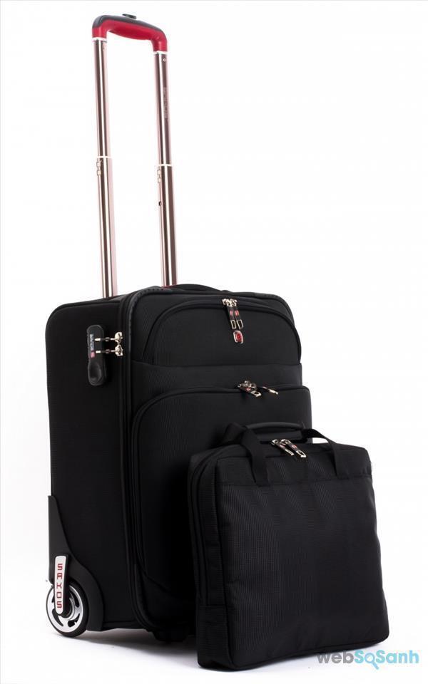 vali kéo vải sakos