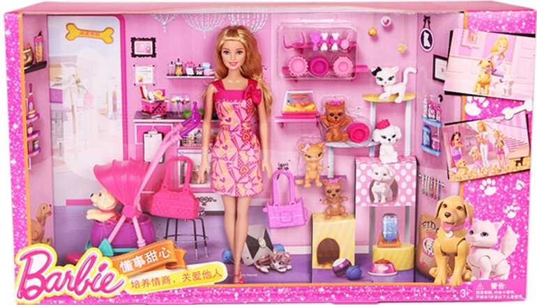 Đồ chơi búp bê công chúa Barbie