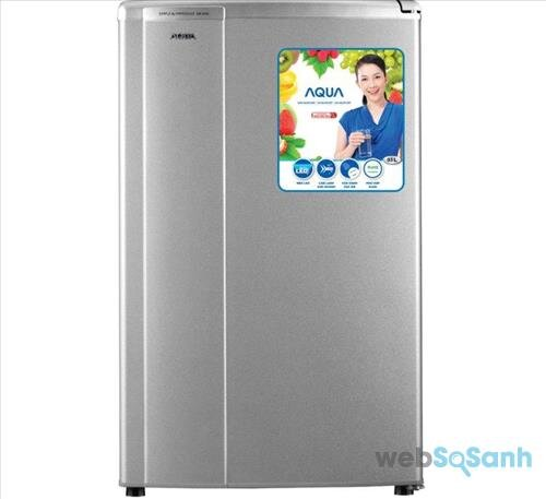 Tủ lạnh Aqua được nhiều người tiêu dùng ưa chuộng trên thị trường