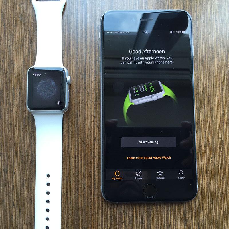 apple watch chính hãng