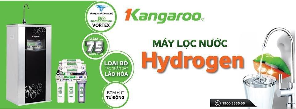 Thương hiệu máy lọc nước Kangaroo đang được người tiêu dùng tin dùng