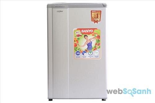 đánh giá tủ lạnh mini sanyo