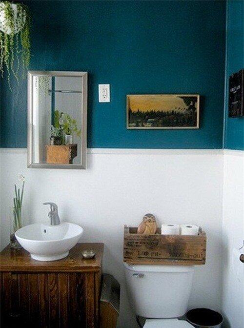 Phòng tắm thư giãn và đẹp mắt nhờ sử dụng cây cảnh 7