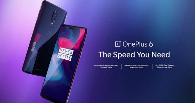 Oneplus 6 Dual Sim 128GB