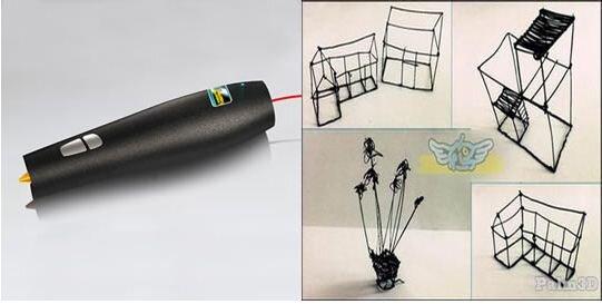 Bút vẽ hình 3D pen là gì ?