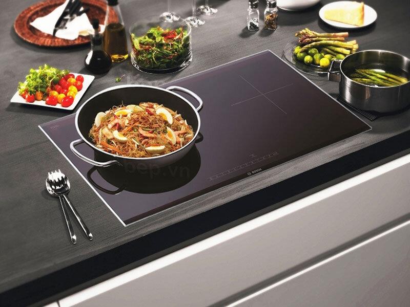 Giữ bếp từ sạch sẽ giúp tăng tuổi thọ cho bếp