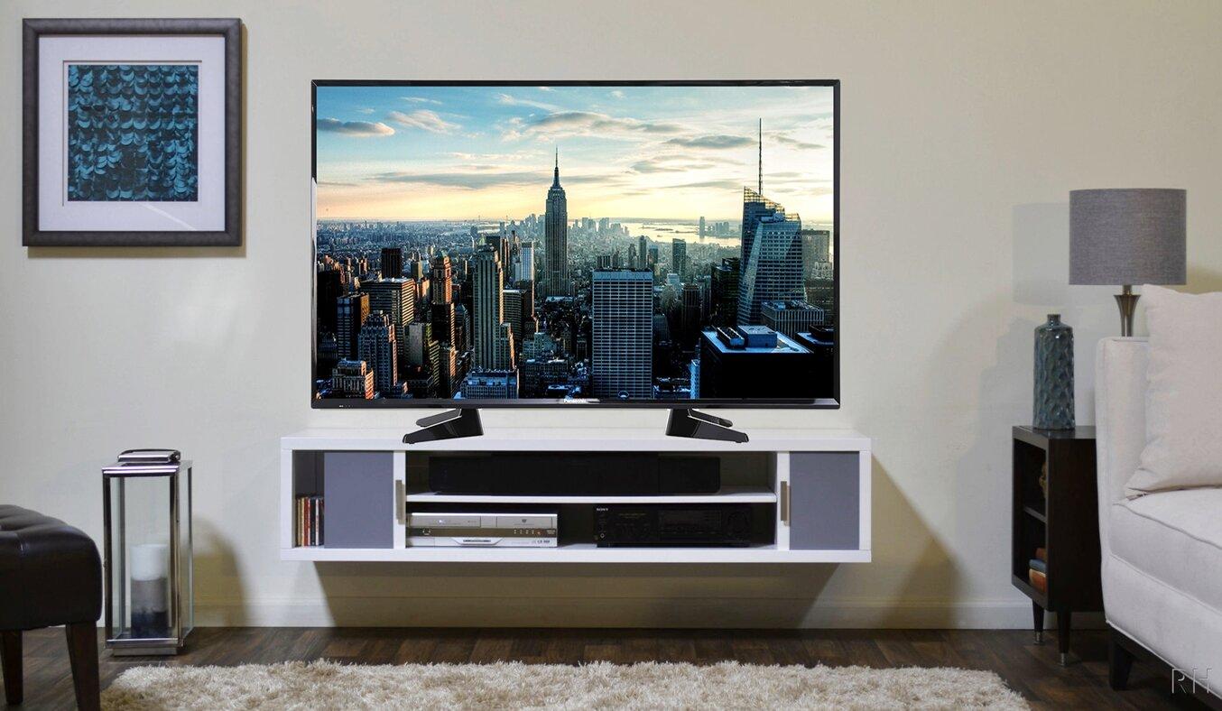 Chiếc Smart TV Panasonic giúp nâng tầm vẻ đẹp không gian nhà bạn