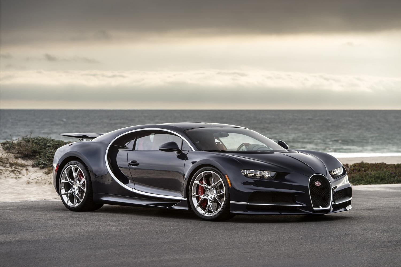Xe ô tô Bugatti Chiron