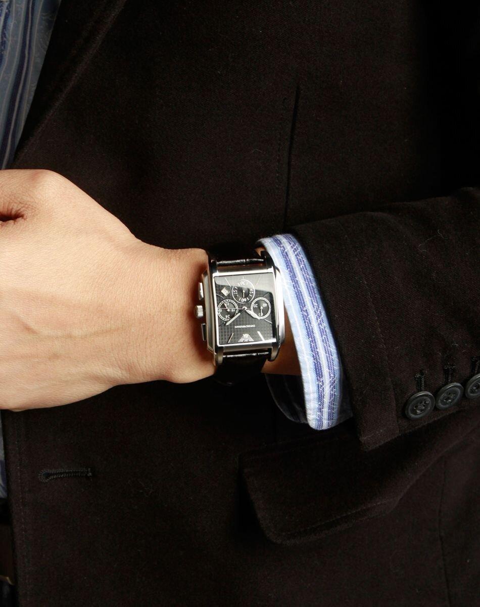 Đồng hồ nam cao cấp Emporio Armani Stylish Men