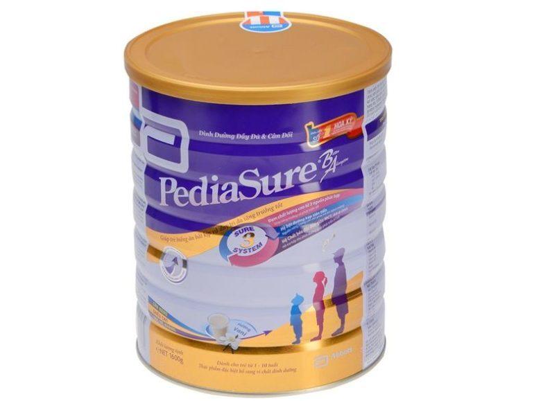 Sữa bột Abbott PediaSure BA