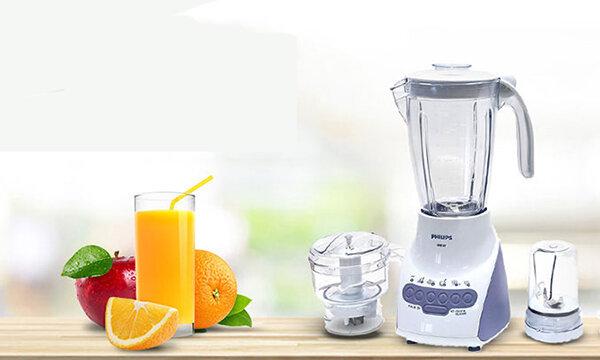 Nhiều thương hiệu gia dụng nổi tiếng cũng chú trọng sản xuất máy xay sinh tố giá rẻ.