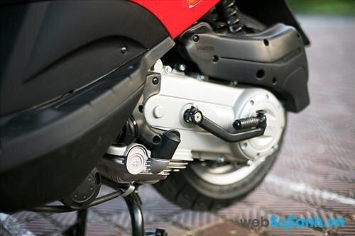 Zip chỉ sử dụng động cơ 96cc
