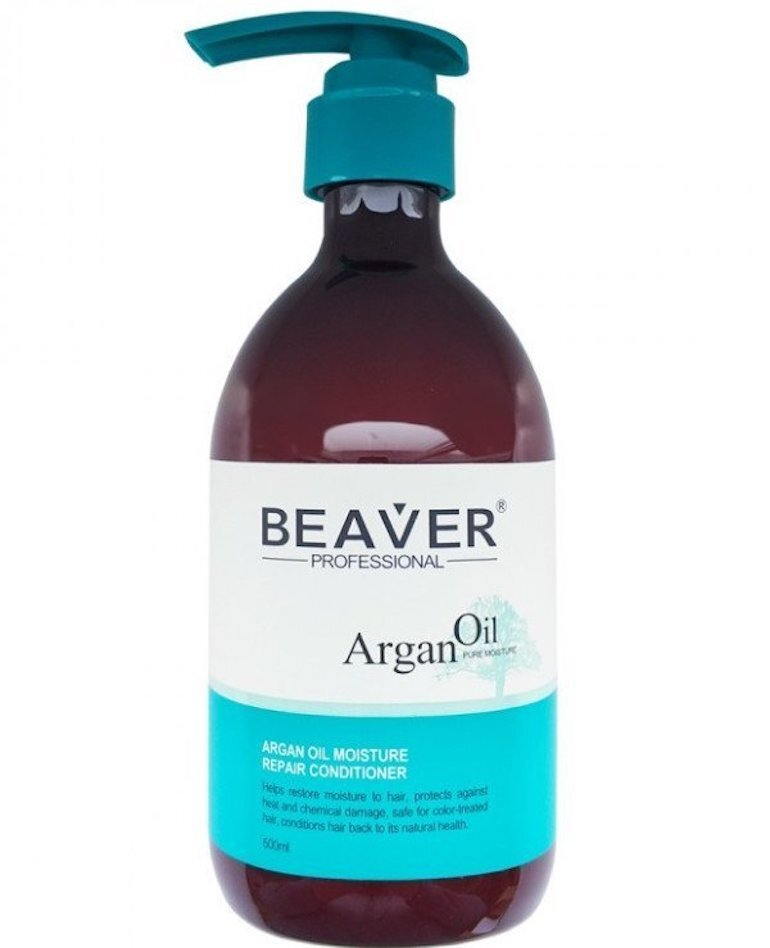 Beaver Argan Oil Moisture Repair