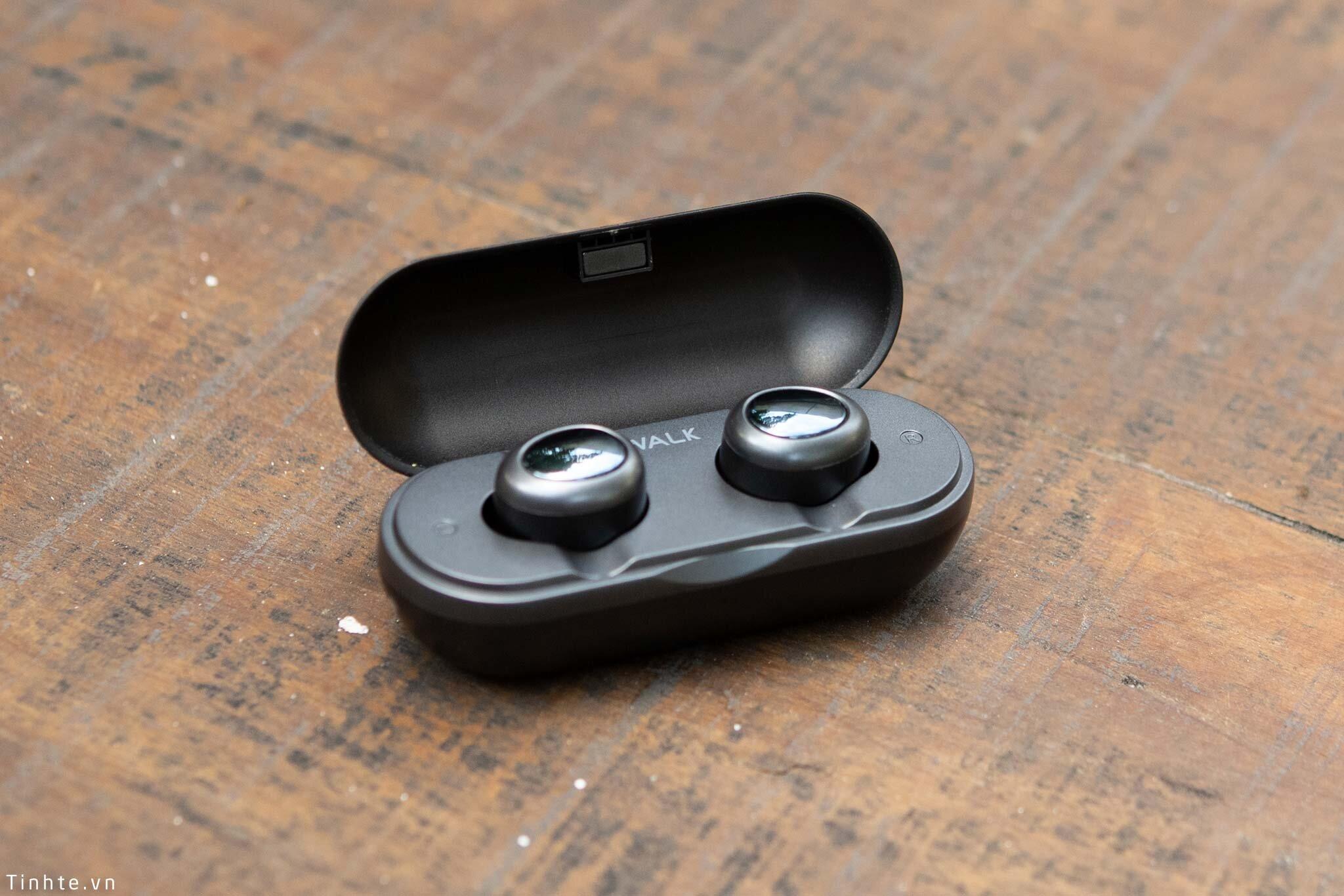 Tai nghe không dây iWalk Amour Air Duo BTA002 được tích hợp nhiều công nghệ hiện đại