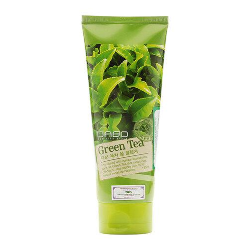 Dabo Green Tea Foam Cleanser chiết xuất trà xanh