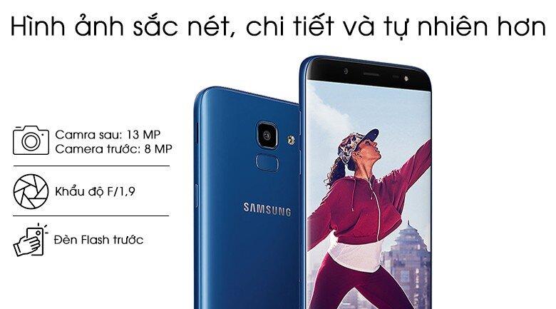 Đánh giá Samsung J6