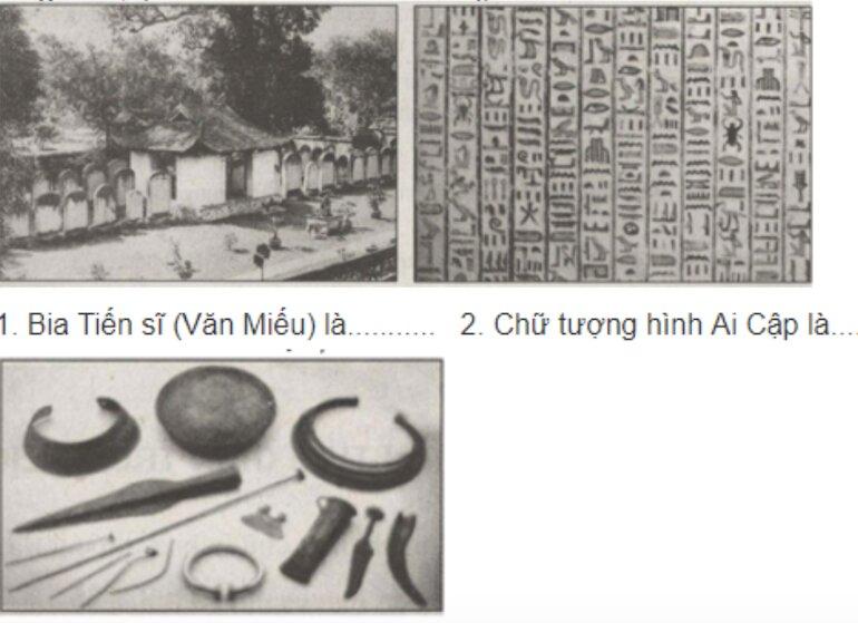 Sử dụng giải sách lịch sử lớp 6 kết hợp cùng sách tham khảo