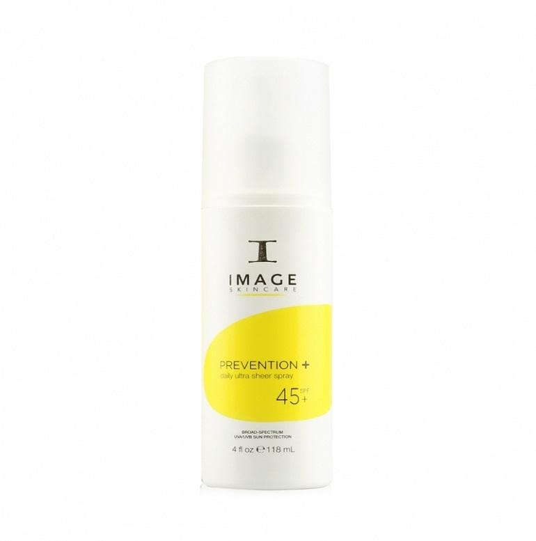 Kem chống nắng image Prevention+ Ultra Sheer Spray SPF 45+