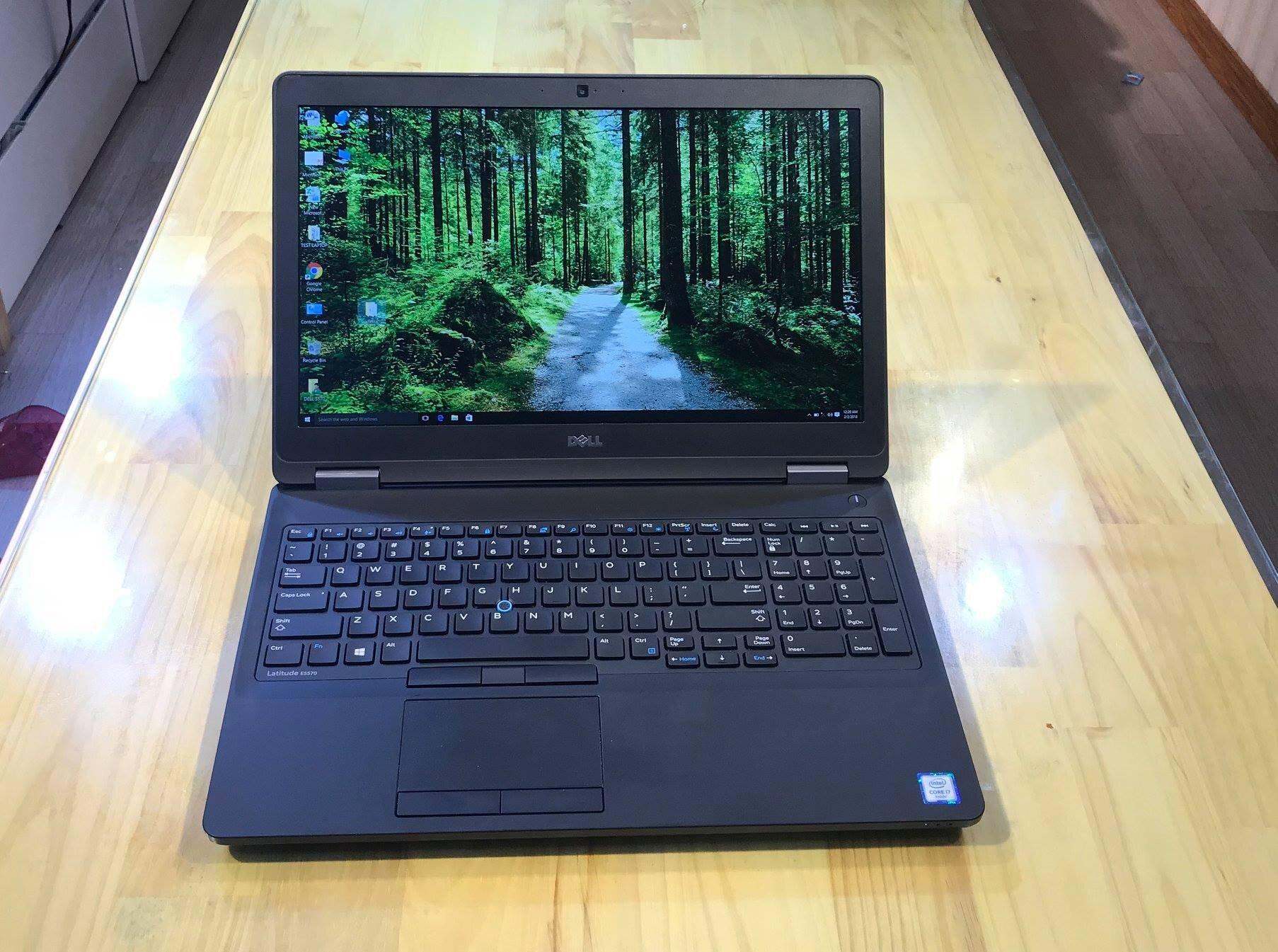 Alt + Caption: Laptop Dell Latitude: dòng Laptop siêu bền chất lượng