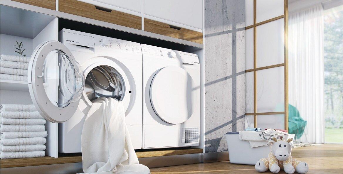 Máy giặt sấy Gorenje WDI73120 HK