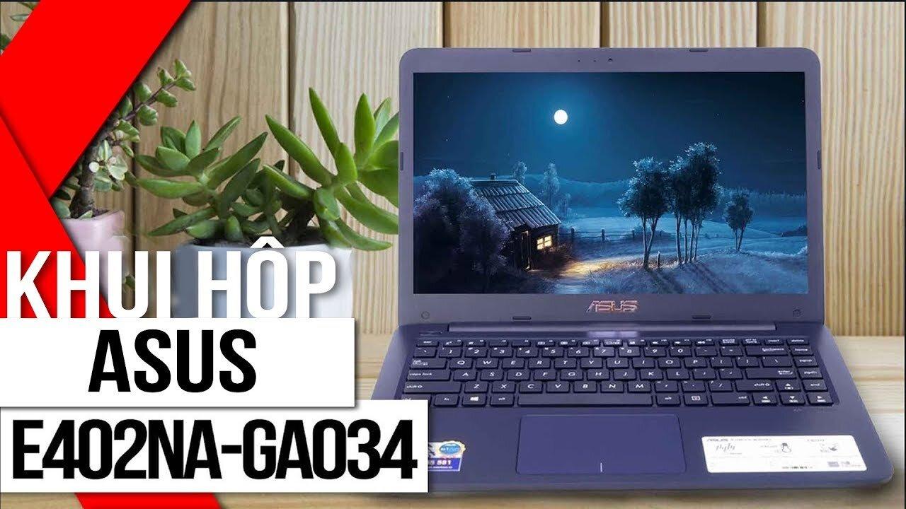 Laptop cơ bản, cấu hình ổn và mức giá rẻ của Asus