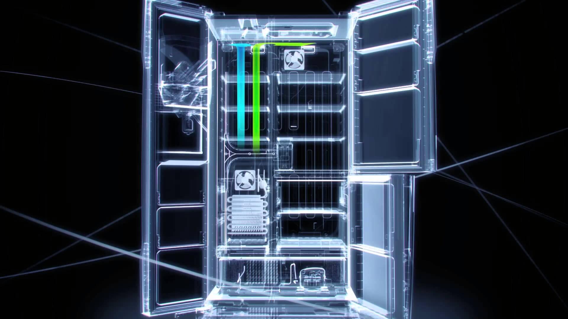 Tủ lạnh tích hợp tính năng tiết kiệm điện