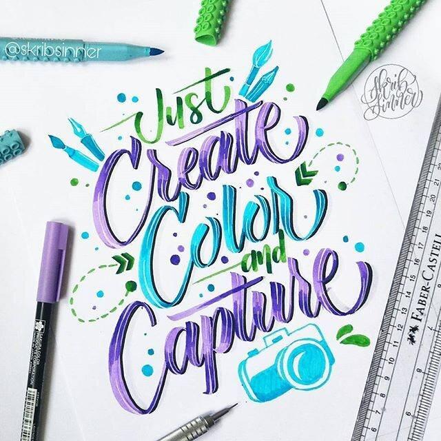 Thỏa sức sáng tạo với bút Artline Stix Brush Marker