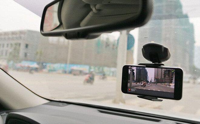 Camera hành trình giúp lịch trình của bạn dễ dàng hơn