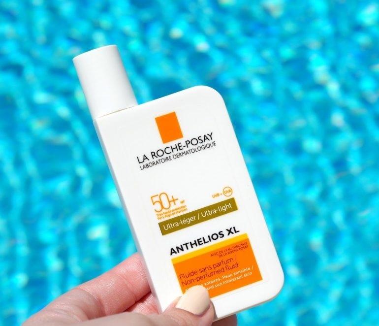 Kem chống nắng Anthelios XL SPF 50+ Fluid ULTRA-LIGHT
