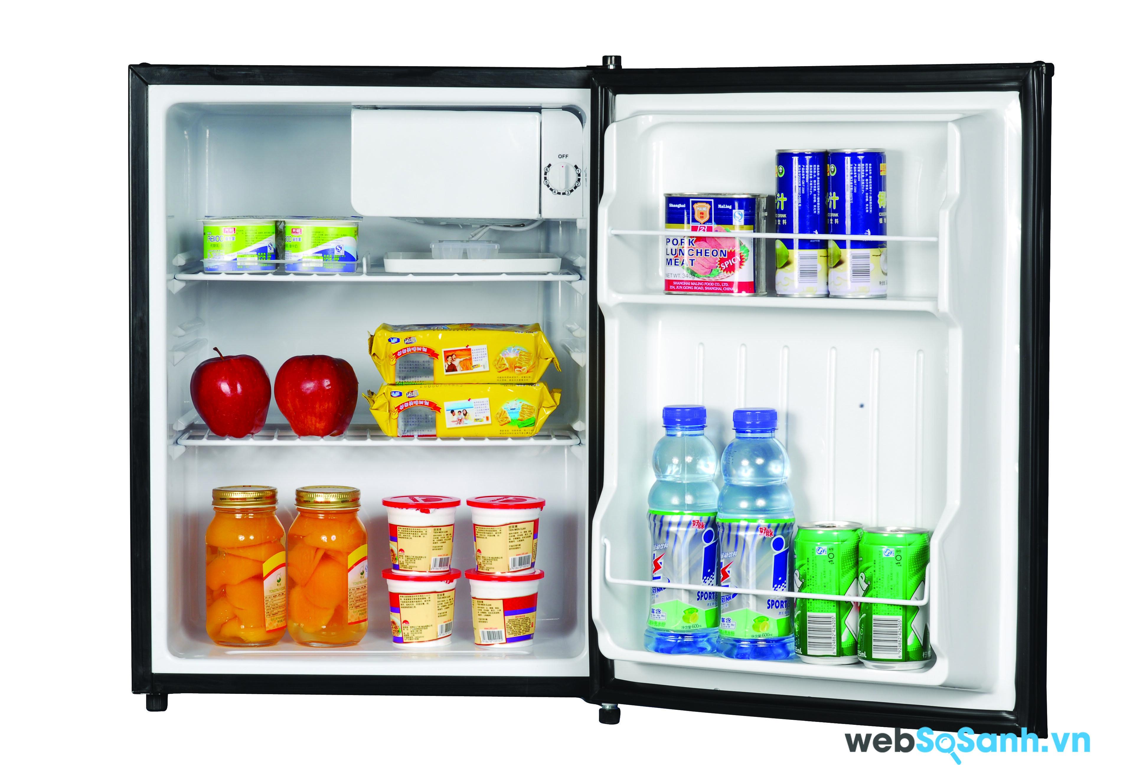Nên kiểm tra kĩ càng trước khi mua tủ lạnh