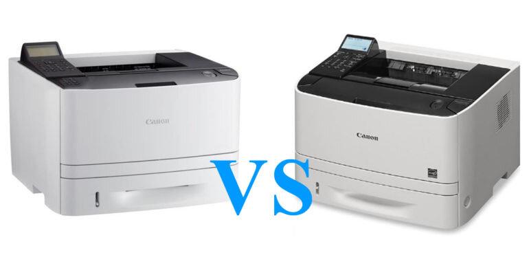 So sánh sự khác nhau giữa 2 máy in Canon LBP 251DW và 252DW - Nên mua máy in Canon LBP nào ?