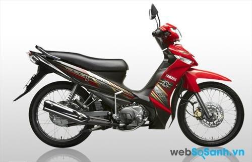 Yamaha Taurus có khá nhiều lựa chọn cho người dùng