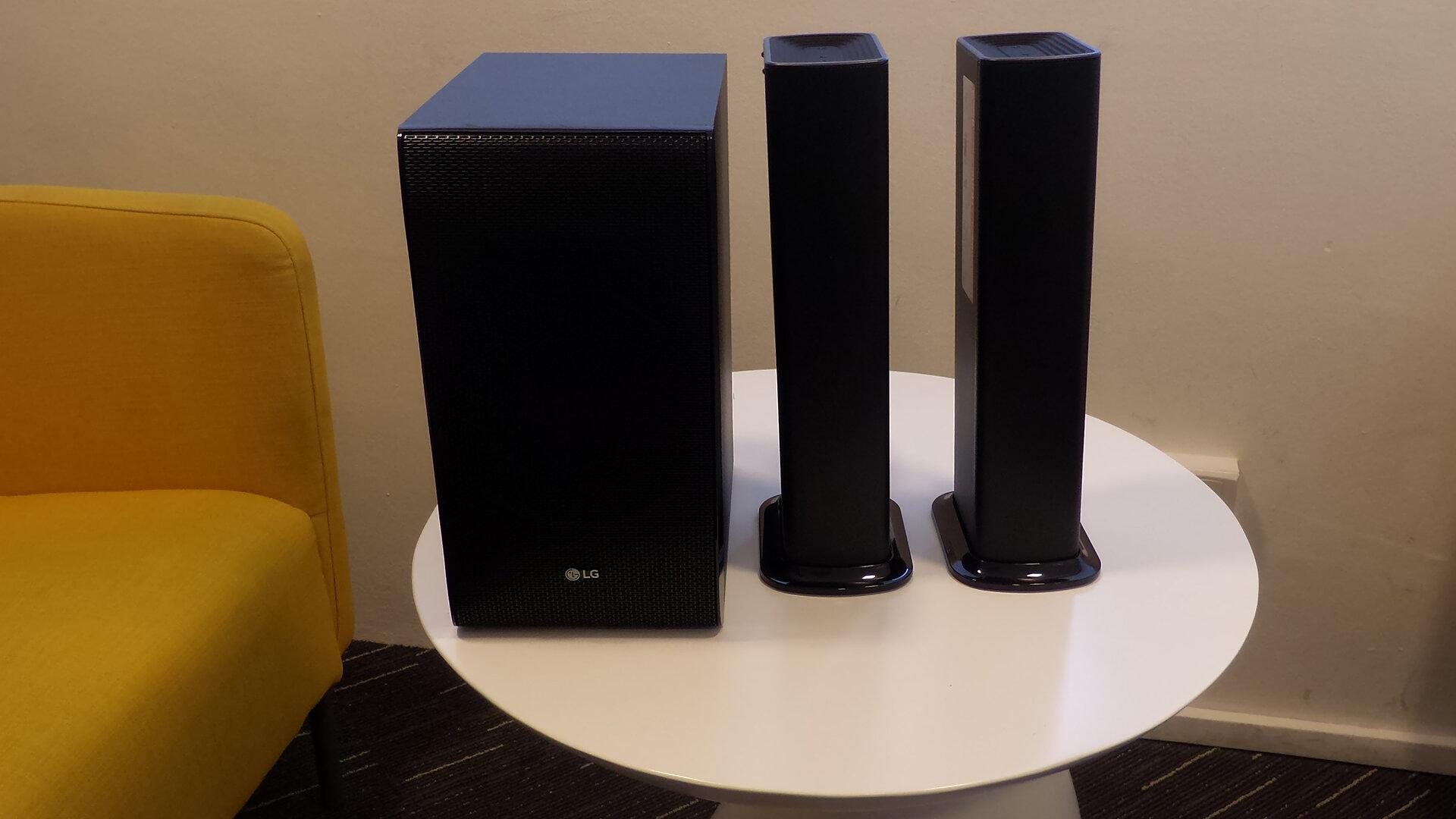 Loa Soundbar cho âm thanh sống động với chất lượng như rạp