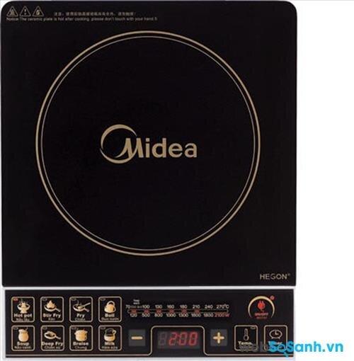 Bếp điện từ Midea MISV21DQ