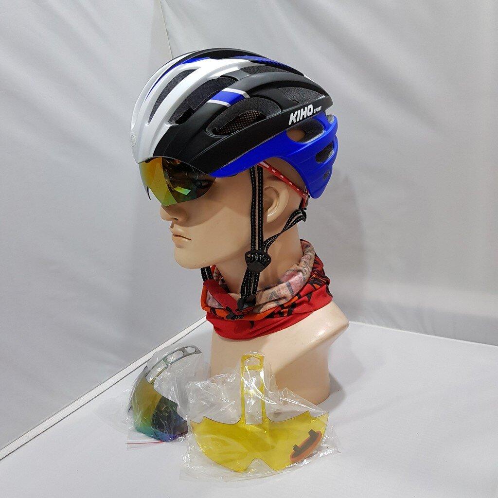 Mũ bảo hiểm có kính Deemount