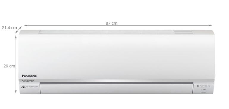 Điều Hòa 2 Chiều Inverter Panasonic YZ12SKH-8