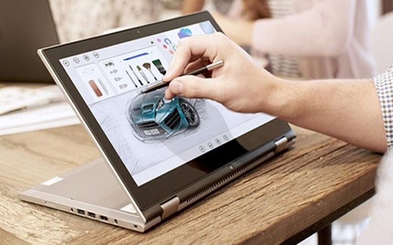 Thoải mái trải nghiệm Laptop cảm ứng theo nhiều hệ điều hành khác nhau