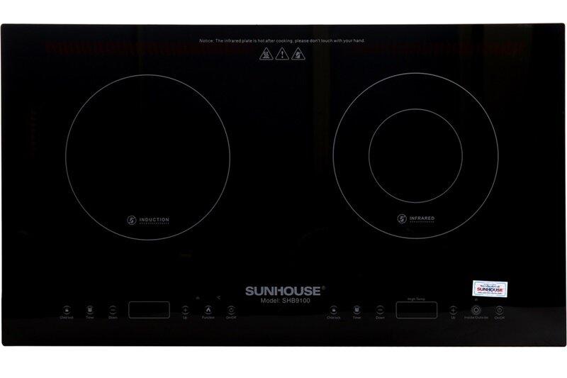 bếp từ giá rẻ Sunhouse SHB-9100V