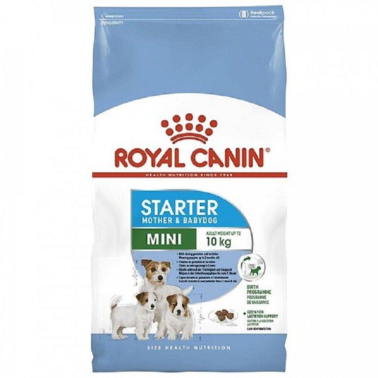 Thức ăn khô cho chó Royal Canin phát triển khỏe mạnh