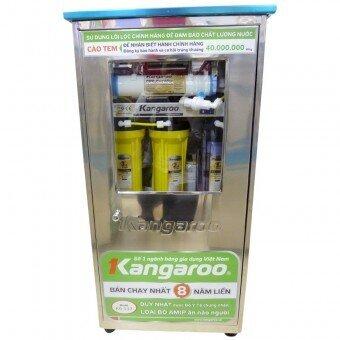 Máy lọc nước Kangaroo KG117 (KG-117KNT) - vỏ không nhiễm từ