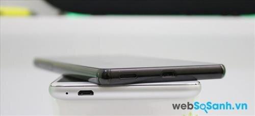 So sánh điện thoại Redmi Note 3 và Xperia M5