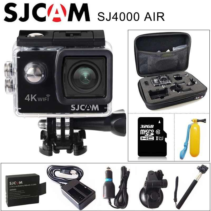 Đánh giá SjCam SJ4000 Air 4K có tốt không
