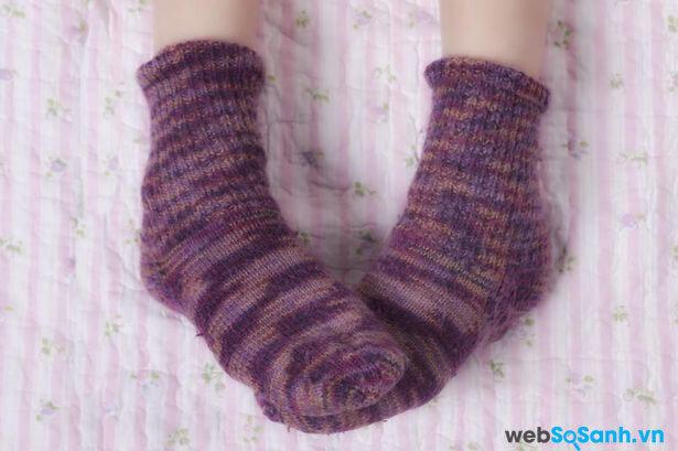 Giữ ấm cơ thể là cách phòng chống cước chân tay hiệu quả