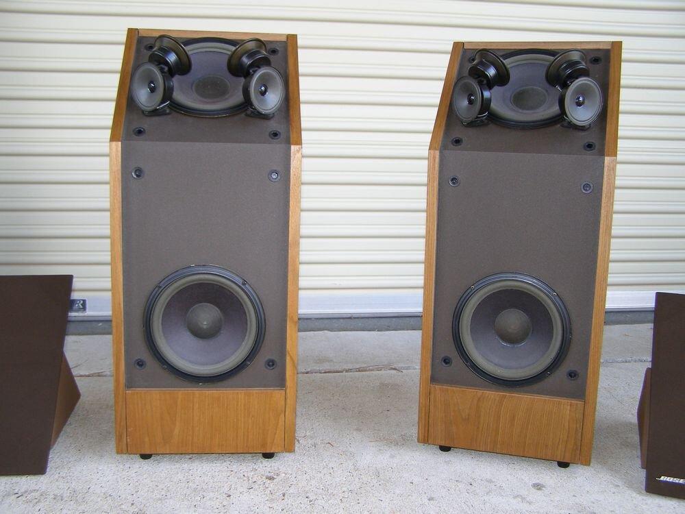 Loa Bose 601 seri III có thiết kế đẹp mắt