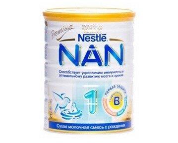 Sữa NAN Nga số 1 800g (0 - 6 tháng)